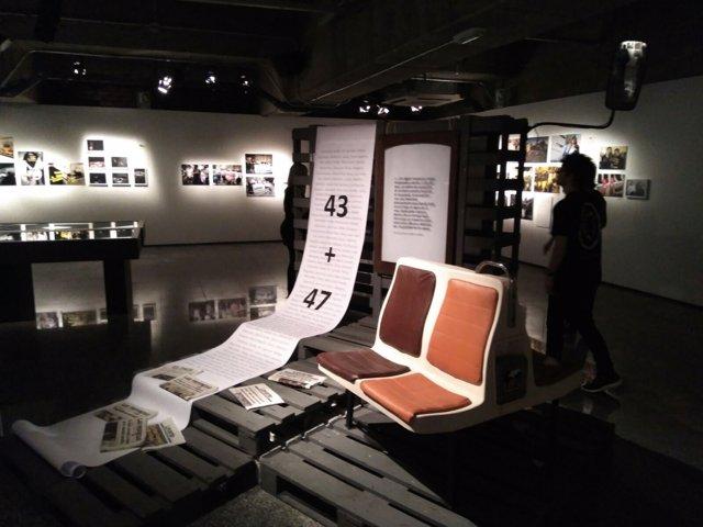 AVM3J recorre en una exposición sus diez años de lucha