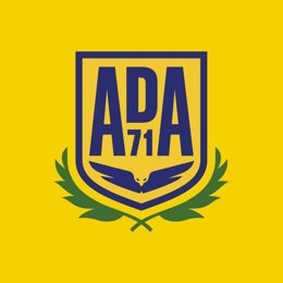 Nuevo escudo de la A.D. Alcorcón