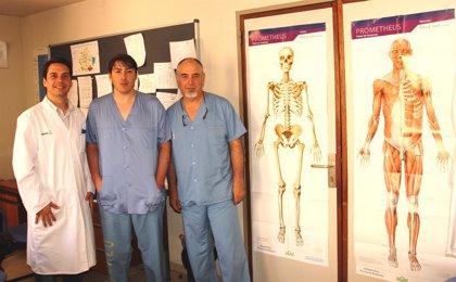 El Hospital Virgen de la Luz de Cuenca incorpora la cirugía percutánea del pie a su cartera de servicios