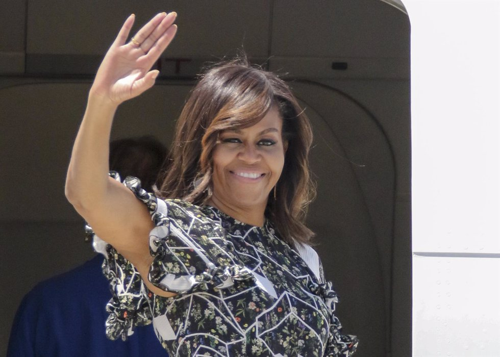 Michelle Obama/ Raúl Terrel