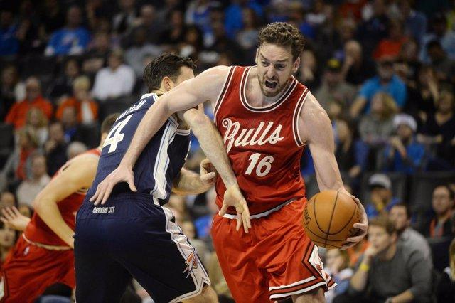 Los Chicago Bulls de Pau Gasol