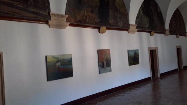 Expo I Residencia Artistas Fundación San Millan
