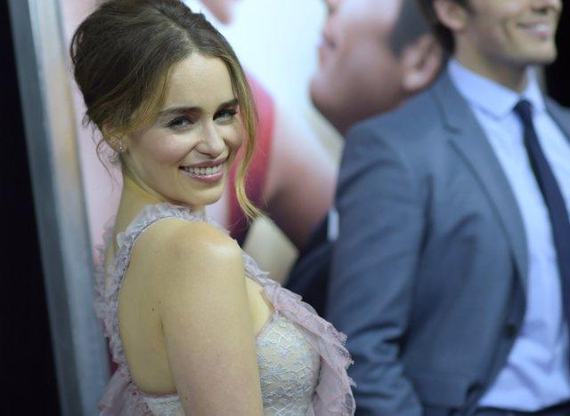 """Emilia Clarke (Antes de tí): """"El guión es siempre lo más importante"""""""