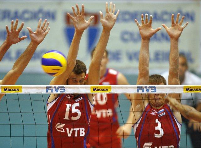 Selección cubana de voleibol