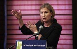 Israel critica la citación de Scotland Yard a Tzipi Livni por crímenes de guerra