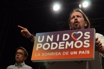 Pablo Iglesias dice que las dos reformas laborales no han solucionado el problema del paro