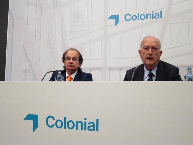 Pere Viñolas y Juan José Brugera (Colonial)