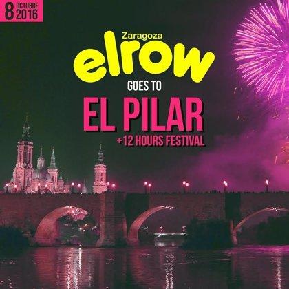 La empresa de ocio 'elrow' programa más de doce horas de música y animación en las Fiesta del Pilar