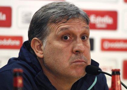 El 'Tata' Martino dimite como seleccionador argentino