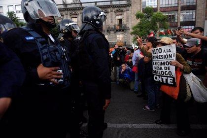 CNTE convoca cuatro manifestaciones en Ciudad de México para este miércoles