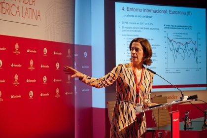 """El Santander reafirma su """"plena confianza"""" en la estabilidad de Latinoamérica"""