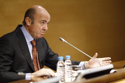 """Guindos no ha tratado con Bruselas la posible multa a España porque """"no la habrá"""""""