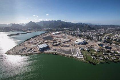 Las dificultades para llegar al Parque Olímpico de Río de Janeiro