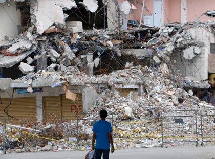 La provincia ecuatoriana de Esmeraldas suspende las clases por las réplicas del terremoto de abril