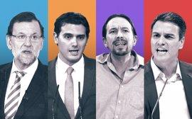 Sánchez, Iglesias y Rivera estarán en el almuerzo que los Reyes ofrecerán a Obama