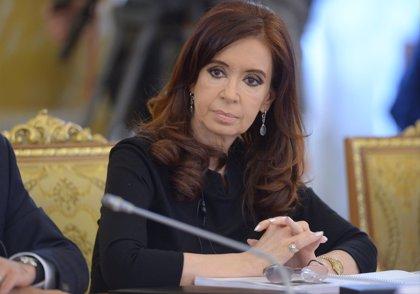 La Justicia argentina impide a Fernández de Kirchner disponer libremente de sus bienes