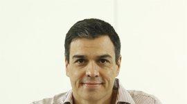 Sánchez continuará el viernes su ronda de 'barones', en la que no se ha cerrado aún la cita con Susana Díaz