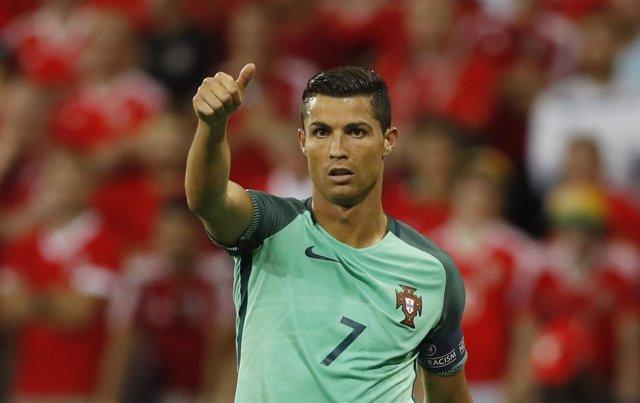 Cristiano iguala a Platini como máximo goleador de las Eurocopas