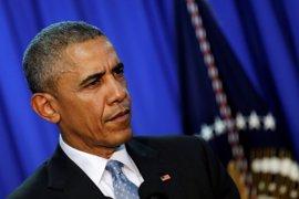 """Obama se reunirá con """"algunos"""" líderes de la oposición tras el almuerzo con los Reyes"""