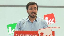 """Garzón dice que el informe 'Chilcot' confirma que hubo crímenes de guerra """"a sabiendas"""""""