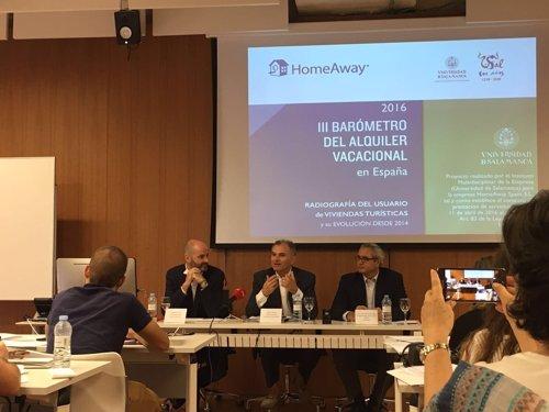 III Barómetro del Alquiler Vacacional en España