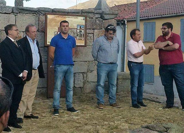 Nuevas señales en el Valle Amblés (Ávila)