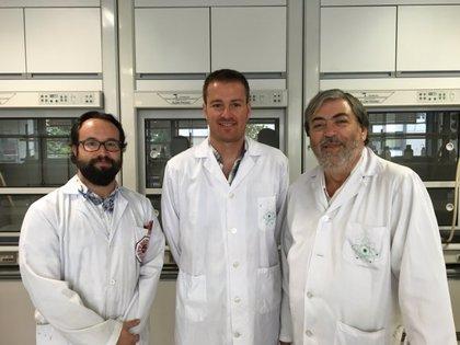 Consiguen moléculas de ADN 'metalizadas'