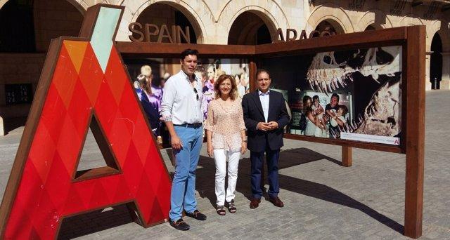 Promoción de turismo en Teruel.