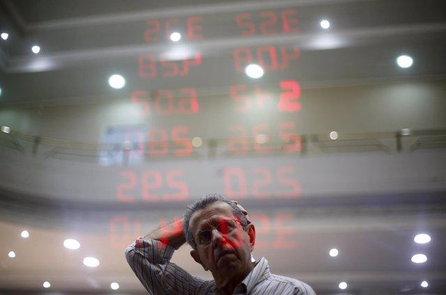Bolsa, finanzas, economía, recesión brasileña, brasil