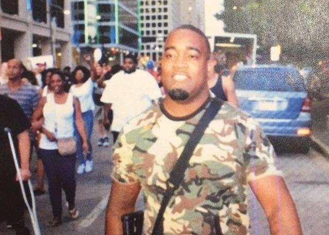 Sospechoso del tiroteo de Dallas - Julio 2016