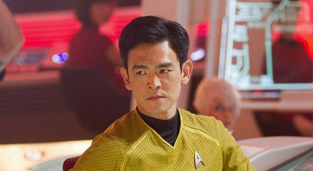 John Cho es Hikaru Sulo en Star Trek: Más Allá