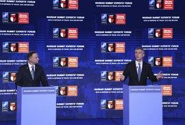 """Stoltenberg dice que Reino Unido """"seguirá siendo un miembro fuerte"""" de la OTAN y pide más cooperación con la UE"""