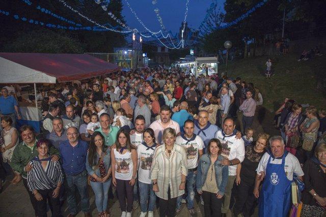 Fiestas del Carmen en Revilla de Camargo