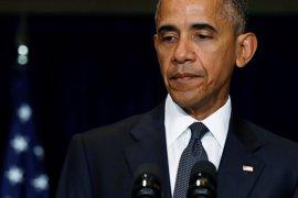 """Obama condena la """"tragedia tremenda"""" de Dallas y dice que """"se hará justicia"""""""