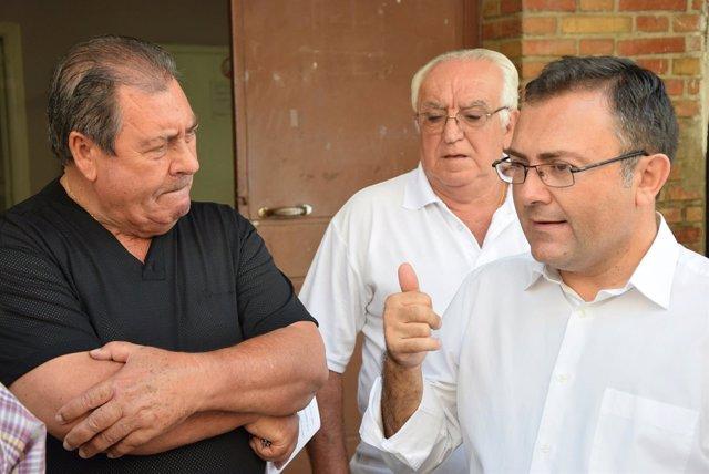 PSOE De Andalucía: AUDIOS Y FOTOS De Miguel Ángel Heredia En Málaga 08.07.16