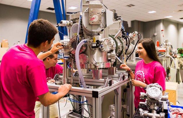 Estudiantes de Andalucía participan en Campus Científicos de Verano