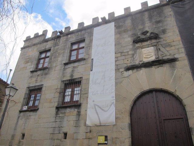 El Palacio de Sada acoge un centro de interpretación sobre Fernando II de Aragón