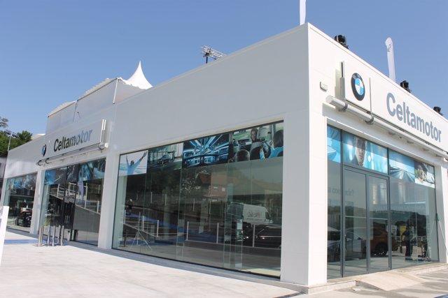 Nuevo concesionario Celtamotor en Pontevedra