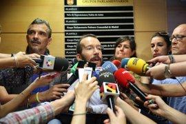 """Echenique limita las tensiones de Podemos en Galicia a """"un debate político rico"""""""