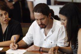 Podemos, abierto a pactos con PSOE y otros para evitar que el PP presida el Congreso