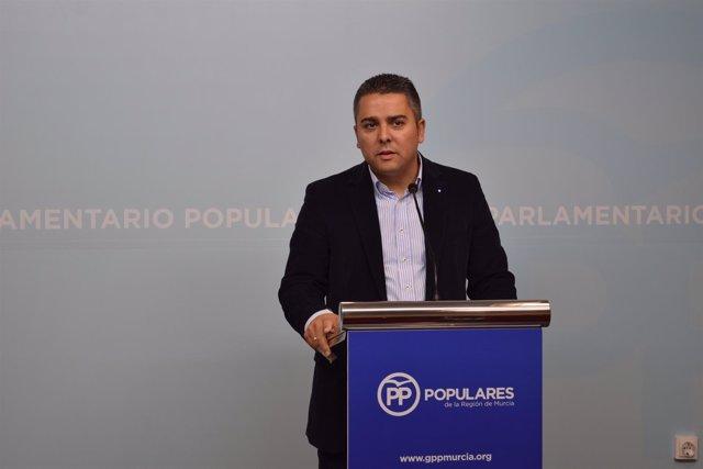 NP Jesús Cano, Condena Ataque Camionero Lorquino Foto