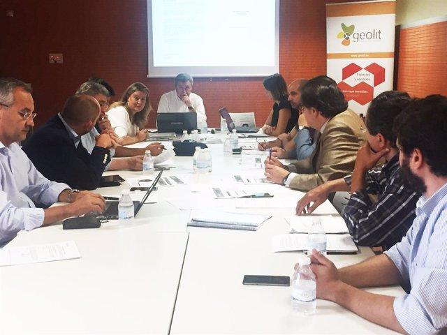 Reunión del Patronato de la Fundación Citoliva