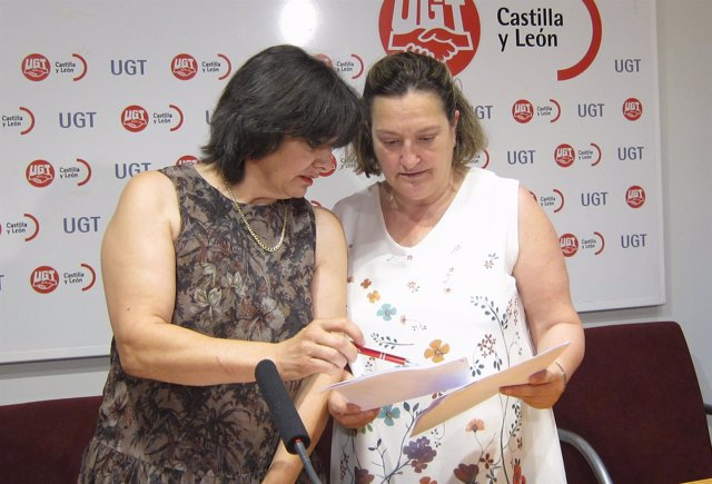 Martínez (i) y Ámez (d)