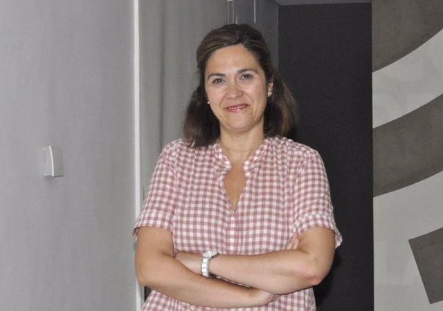La portavoz de Ciudadanos en las Cortes, Susana Gaspar.