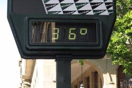 Máximas de 36º en Ávila, Salamanca y Zamora para el sábado