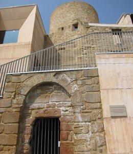 Castillo del Compromiso, en Caspe