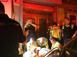 Detenido el hombre que mató a una mujer anoche en Fuencarral