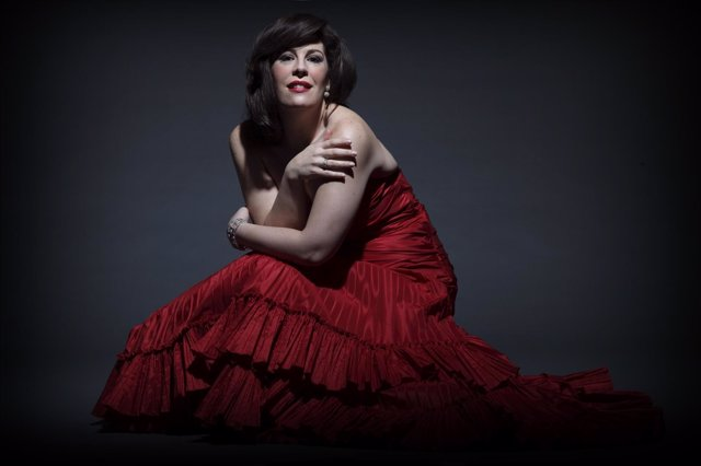 La soprano Sonda Radvanovsky