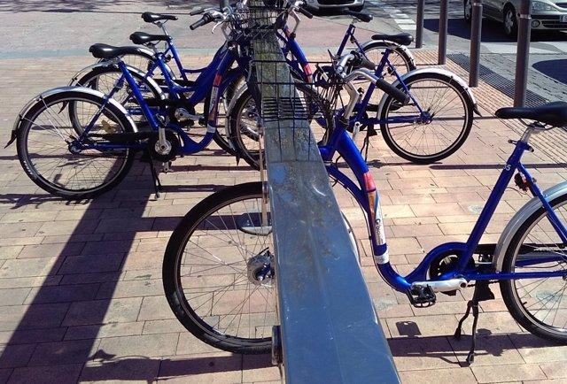 Bicicletas municipales