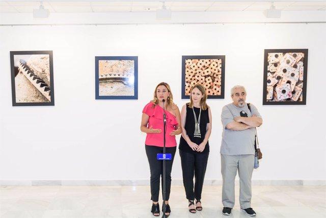 La fotógrafa Pilar Guerrero expone en la Galería Alfareros.
